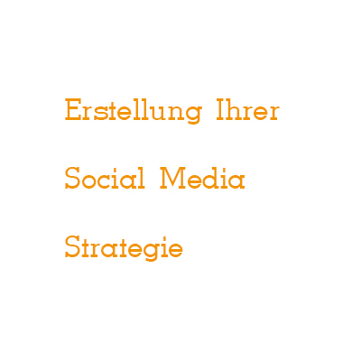 Workshop Social Media Strategie