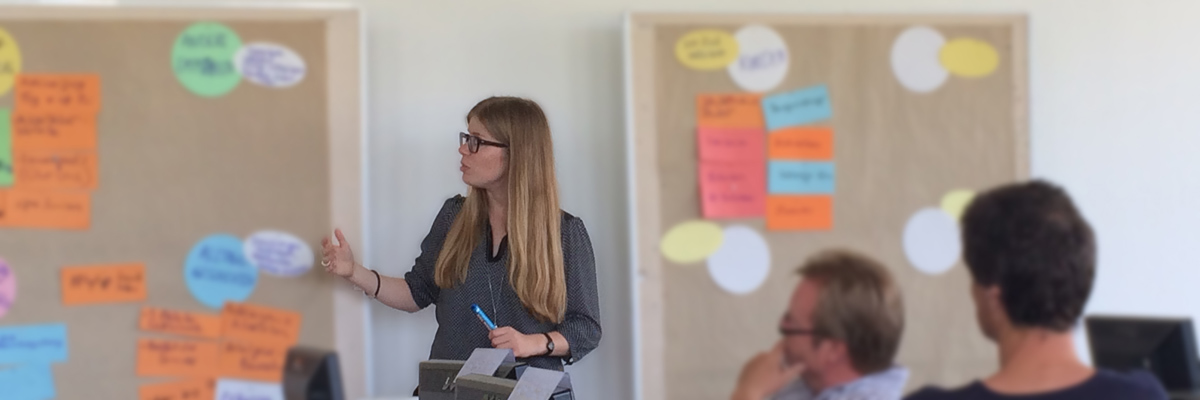 Social Media Strategie Workshop mit Ute Klingelhöfer von contentwerk in Karlsruhe