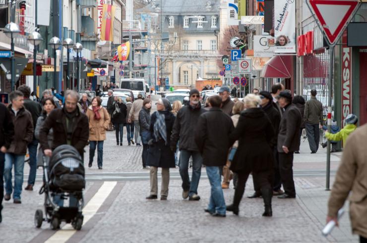 Braucht der Karlsruher Einzelhandel das Internet?