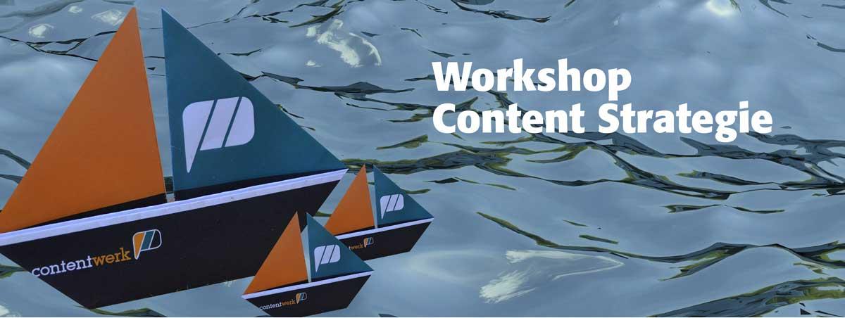 Workshop Content Strategie